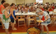 Las cuadrillas de Quel celebraron el día de 'convivencia de paella'