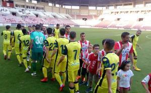 La UD Logroñés gana al contragolpe