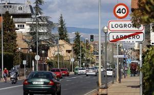 Avenida de Madrid, la vía más cara de La Rioja