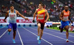 La velocidad española enseña los dientes para las medallas