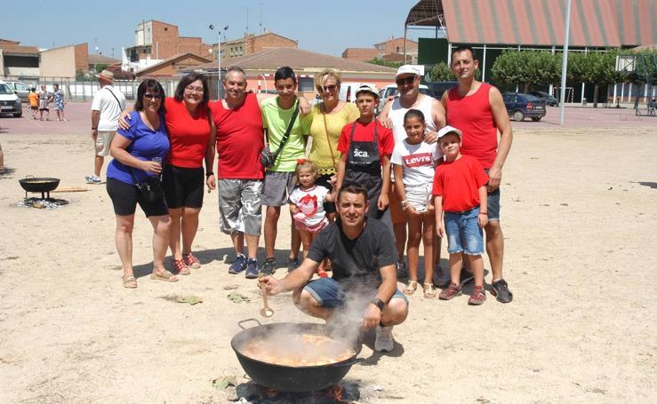 Último día de fiestas en Rincón de Soto