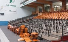 El Adarraga se prepara para la Feria de San Mateo