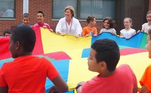 Casi cuatro mil niños participan este verano en las ludotecas municipales