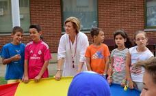 Casi 4.000 niños disfrutan este verano de las ludotecas