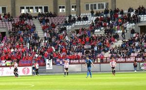 ¿Dónde va a jugar la SD Logroñés?