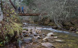Mañana, primer paseo guiado por la reserva natural fluvial del Iregua