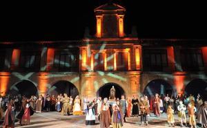 'Los Milagros del Santo' comienzan esta noche en la plaza de España