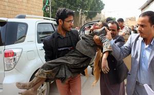 La guerra en Yemen se ceba con los niños