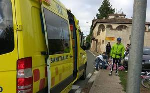 Un ciclista fallece de un infarto en Ojacastro