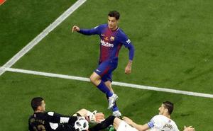 Coutinho ya podrá jugar la Supercopa como comunitario