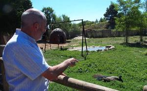 La granja de La Grajera se podrá visitar hasta octubre