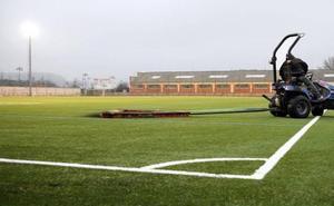 Ya es definitivo: la SDL jugará sus partidos oficiales en el Mundial'82