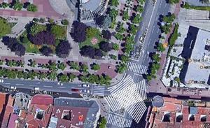 C's vuelve a proponer un paso diagonal entre el Espolón y Vara de Rey