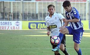 El riojano Víctor López, nuevo jugador de la UDL