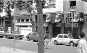 La Retina: discoteca Ramsés, icono de Logroño