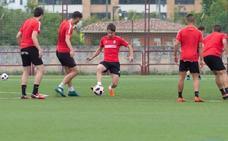 La UD Logroñés se mide esta tarde en Tafalla a la Peña Sport