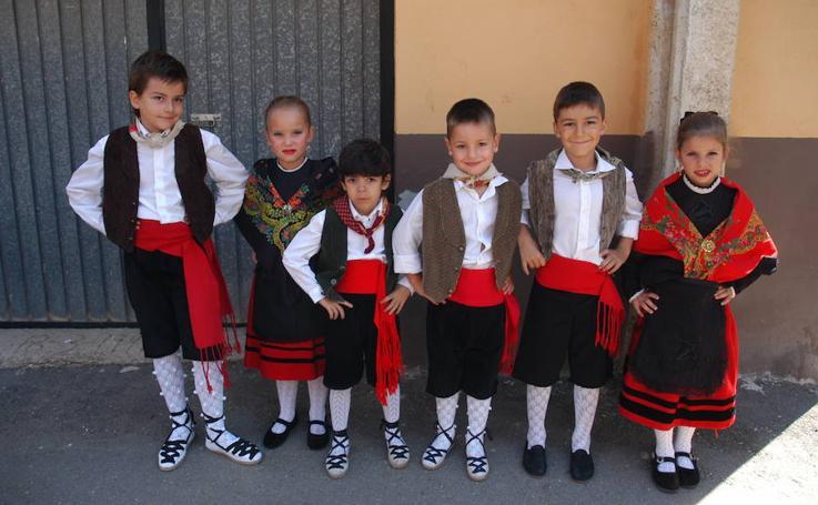 Fiesta de la jota en Alcanadre