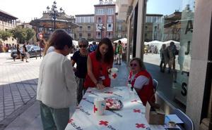 Cruz Roja celebra el Día de la Banderita en la Paz