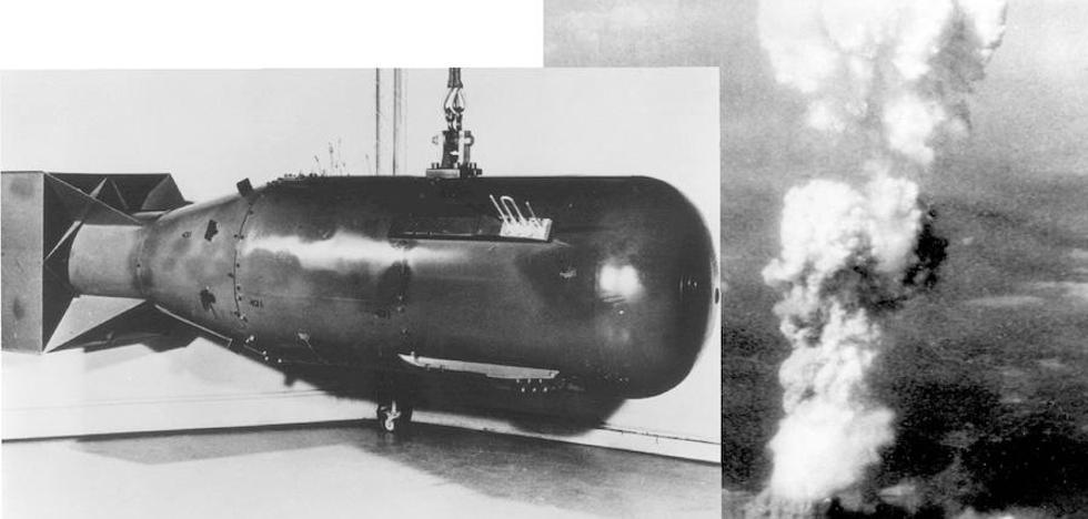Si cayera una bomba atómica en Logroño