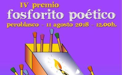 El calagurritano Álvaro Abad gana el 'Fosforito poético'