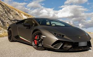 Alquila un Lamborghini en Dubái y acumula 36.000 dólares de multas en sólo cuatro horas
