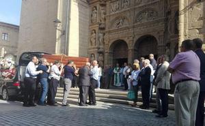 Haro despide a José Félix Vadillo en un multitudinario funeral