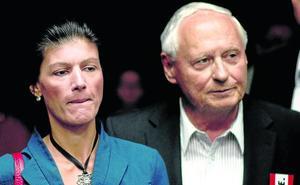 El intento de unir la izquierda alemana para plantar cara a Merkel deriva en división
