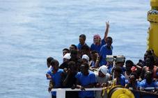 El Gobierno, sobre el desembarco del Aquarius: «España no es el puerto más seguro porque no es el más cercano»