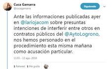 El Ayuntamiento no ve en las escuchas «delito alguno» en Logroño