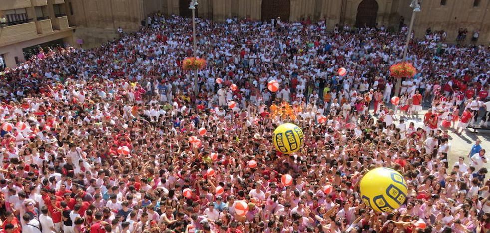 Alfaro celebra sus fiestas por San Roque y San Ezequiel