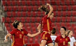La selección femenina recibirá a Serbia en Las Gaunas el 4 de septiembre