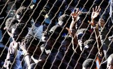 La inmigración ilegal en Europa bajó en julio y más de la mitad llegó a España