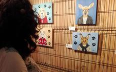 Ana Fernanda Ibáñez muestra su apuesta por el arte en 'vida'