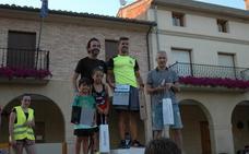 Rioja y Moreno vencen la IV Carrera de Anguciana