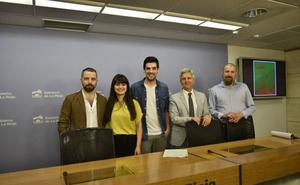 Siete artistas participan en la tercera edición de 'Bañarte'
