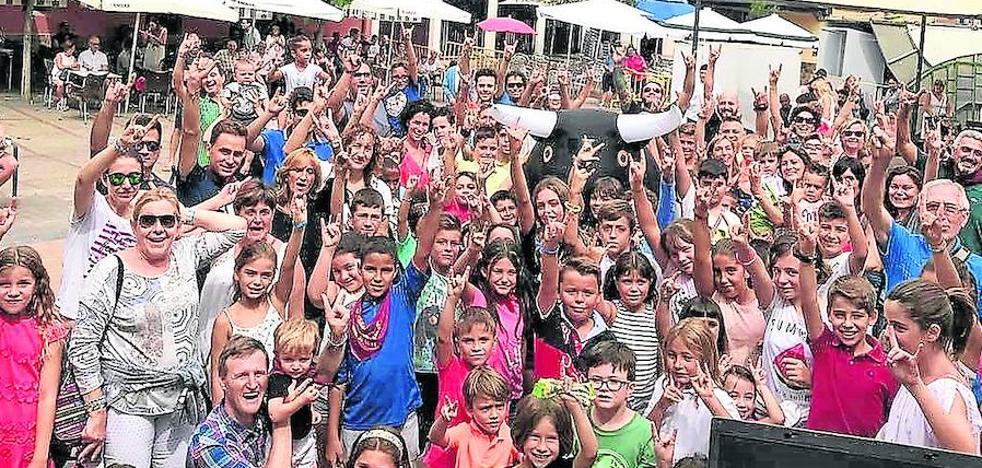 Fiestas de Nalda: gallos y mucho más