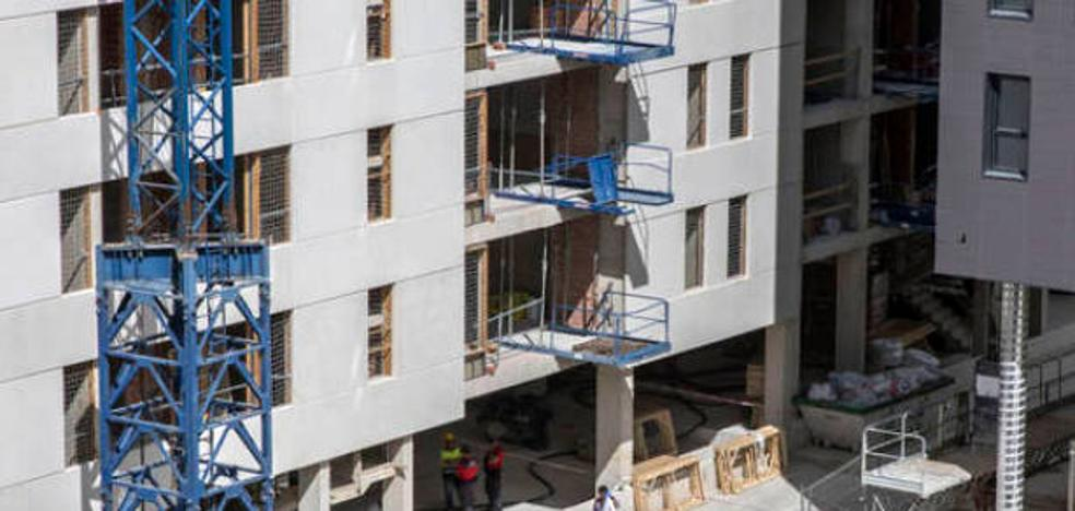 El trabajador fallecido en una obra en Pamplona es vecino de Rincón de Soto
