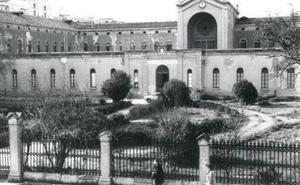 La Retina: vista de la antigua Bene de Logroño