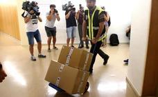 La UDEF rastreó en Logroño contratos de zona azul, radares, alumbrado y semáforos