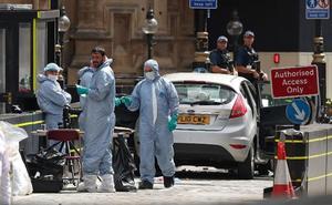 Westminster, de nuevo en el blanco terrorista