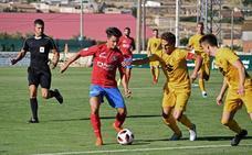 El Calahorra supera en los penaltis al Burgos