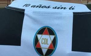 La SDL recuerda al CD Logroñés