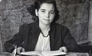 La Retina: retrato de joven igeana en los 50