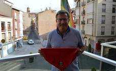 Arturo Colina Aguirre será el pregonero de las fiestas patronales de Arnedo