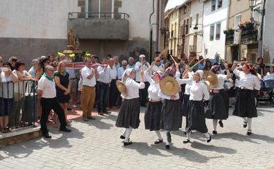 San Roque por toda La Rioja