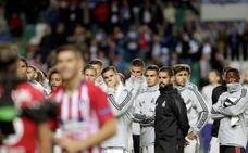 El Madrid expone sus carencias