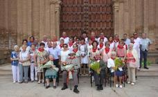 Día de los mayores en las fiestas de Alfaro