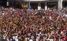 La Fiesta de la Juventud se celebra desde esta tarde en La Planilla