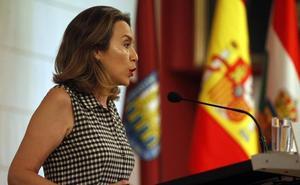 Gamarra: «No se investiga al Ayuntamiento de Logroño ni a ningún funcionario municipal»
