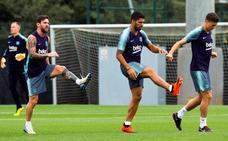 El Barça inicia la defensa del título